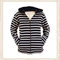 Breton stripe & Strandgoed